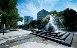 首都医科大学广场