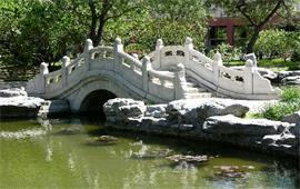 北京语言大学小桥流水