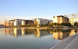 天津财经大学校景
