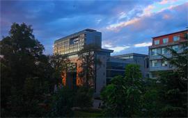 河北大学建筑