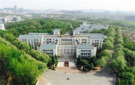 南京工业大学俯瞰