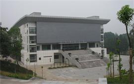 南京财大图书馆