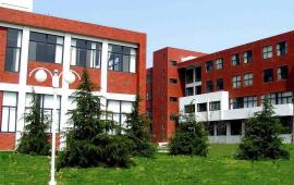 山东科技大学教学楼