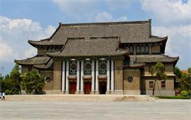 河南大学古建筑
