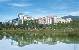 桂林理工大學校园风景