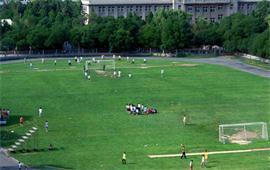 西北师范大学运动场