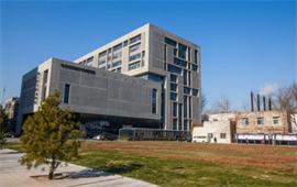 北京服装学院大楼