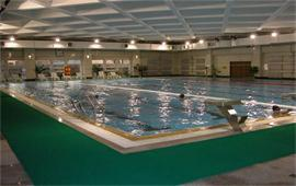 北京第二外国语学院游泳馆