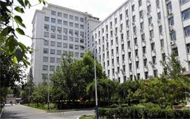 中国中医科学院校园内景