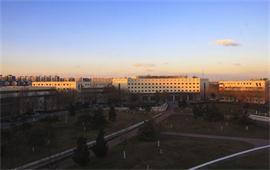 北京国家会计学院全景