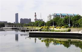 宁夏大学美景