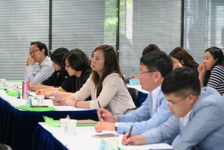 比利时联合商学院EMBA课程班上课风采图集