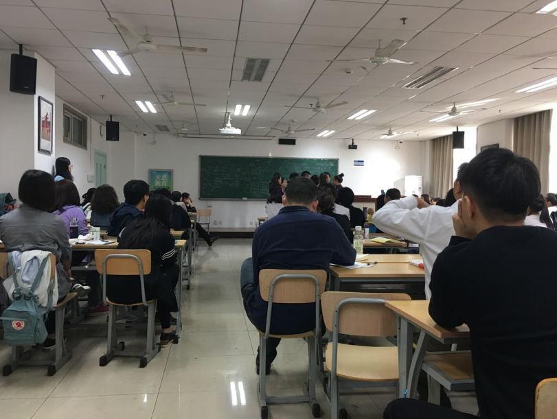 中国科学院心理研究所EAP高级班2017国庆面授合影