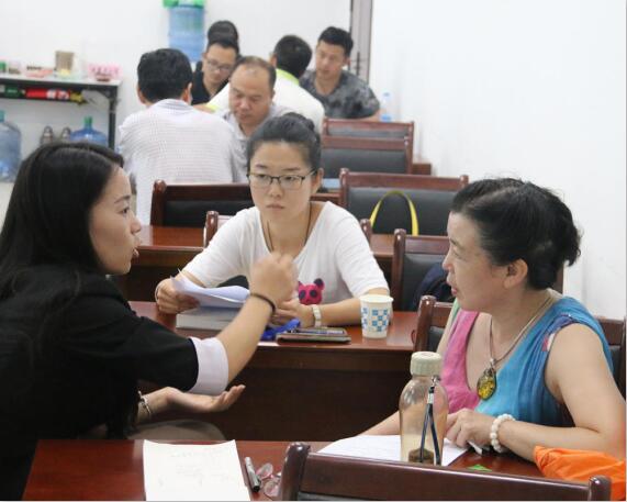 华中师范大学在职研究生上课图集