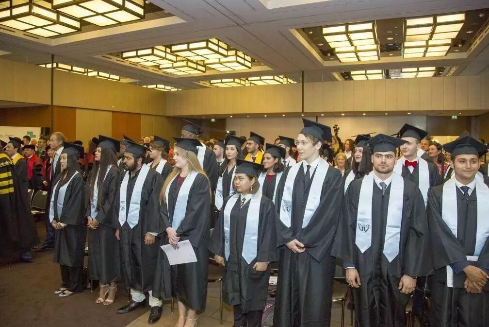 EU商学院毕业典礼