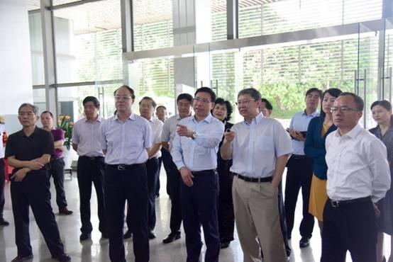 市长来访深圳大学调研图集