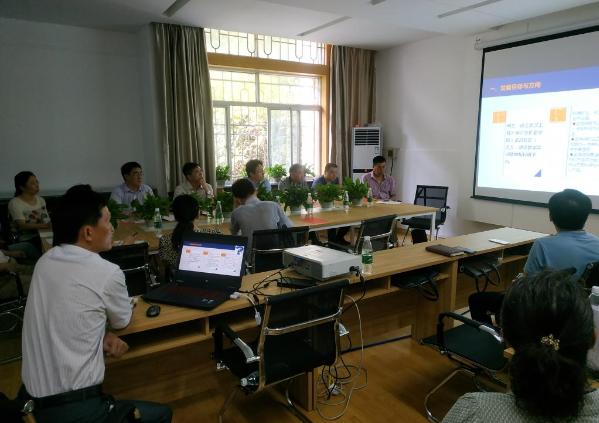 武汉工程大学会议现场图集
