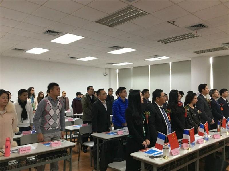 法国里昂 IDRAC 高等商业管理学院开学典礼图集3