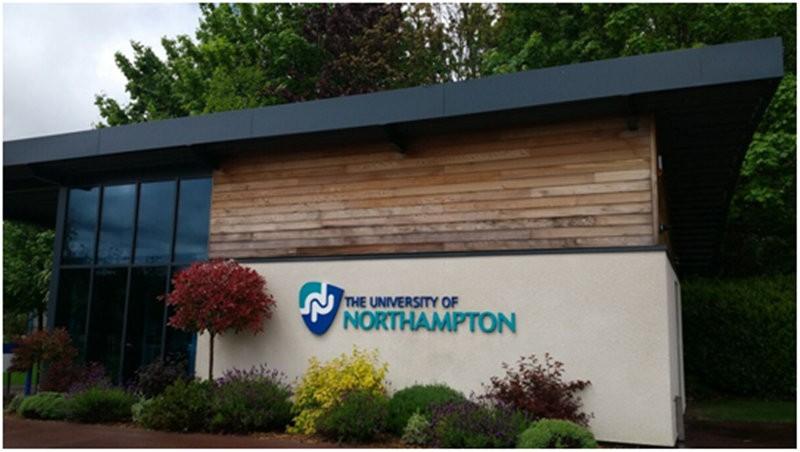 英国北安普顿大学校园建筑图集
