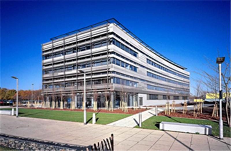 英国剑桥安格利亚鲁斯金大学校园建筑图集