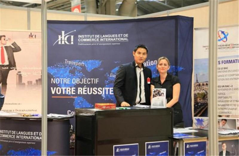 法国ILCI国际商学院活動圖集
