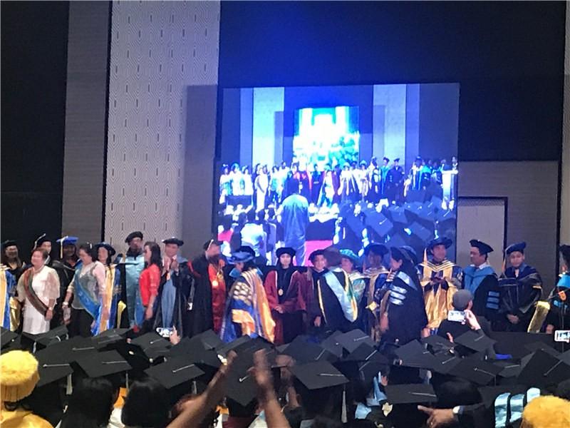 菲律宾永恒大学活动图集