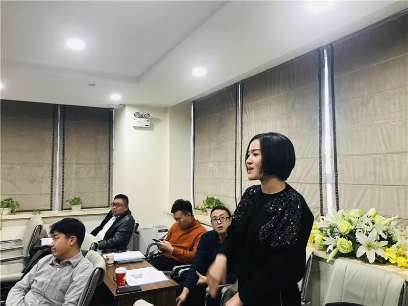 香港公开大学MBA同学课堂学习图集