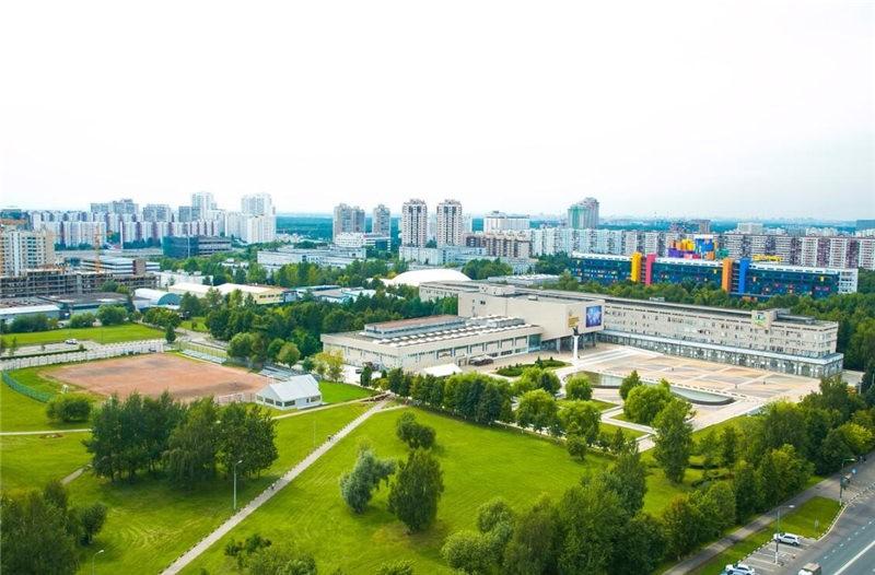 俄罗斯人民友谊大学鸟瞰图图集