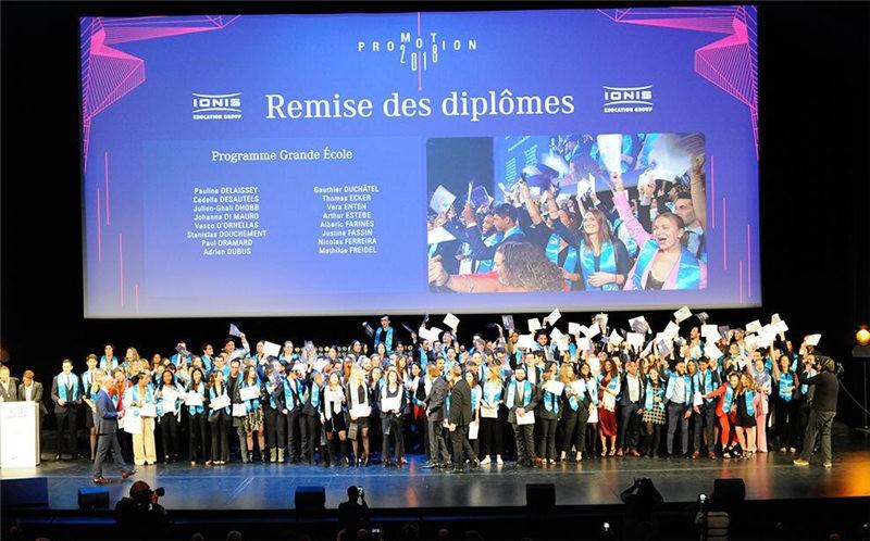 法国ISG高等管理学院面签图集