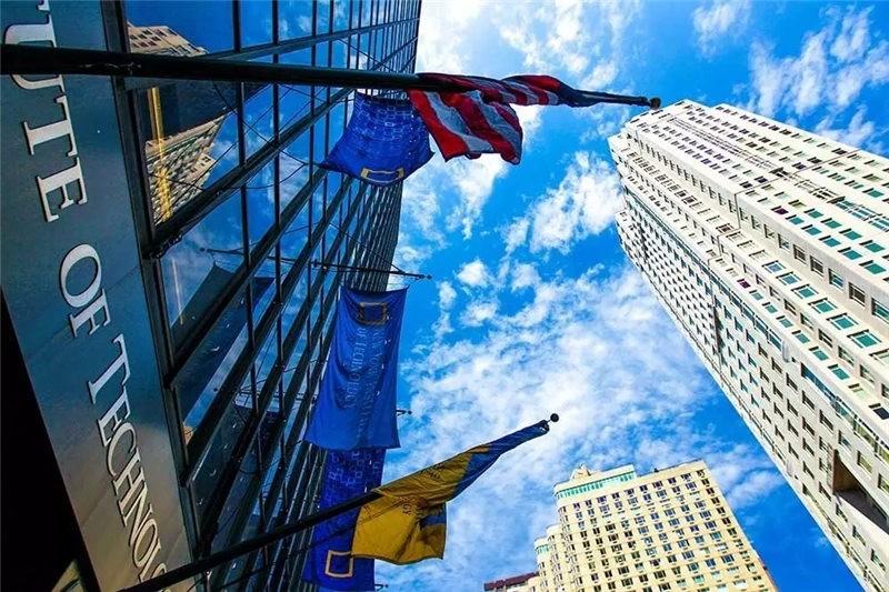 美国纽约理工大学校园建筑图集