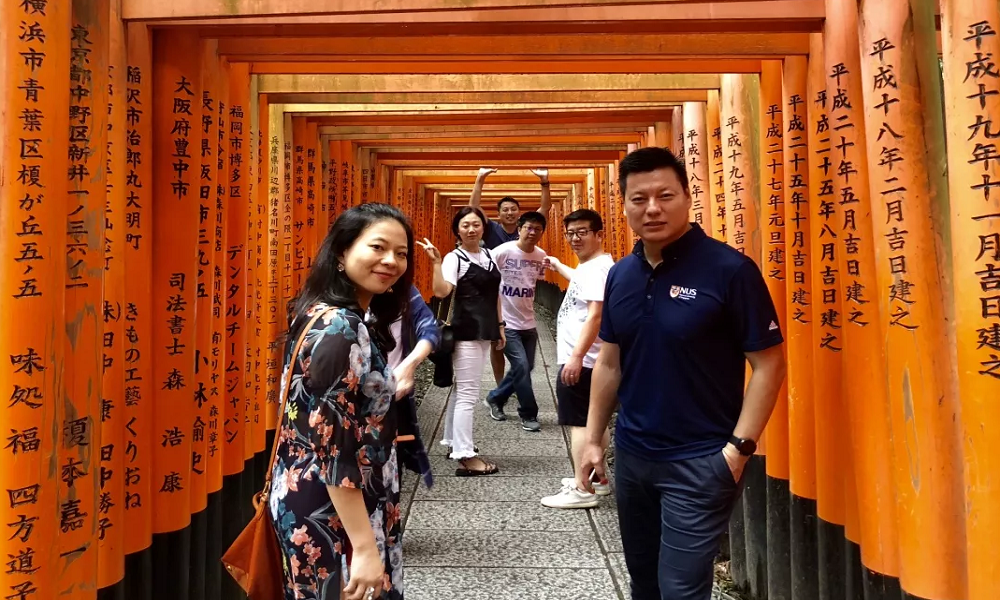 新加坡国立大学EMBA27A班日本游学记图集