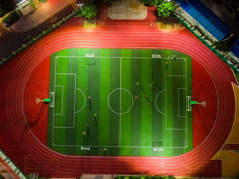 福州大學足球場