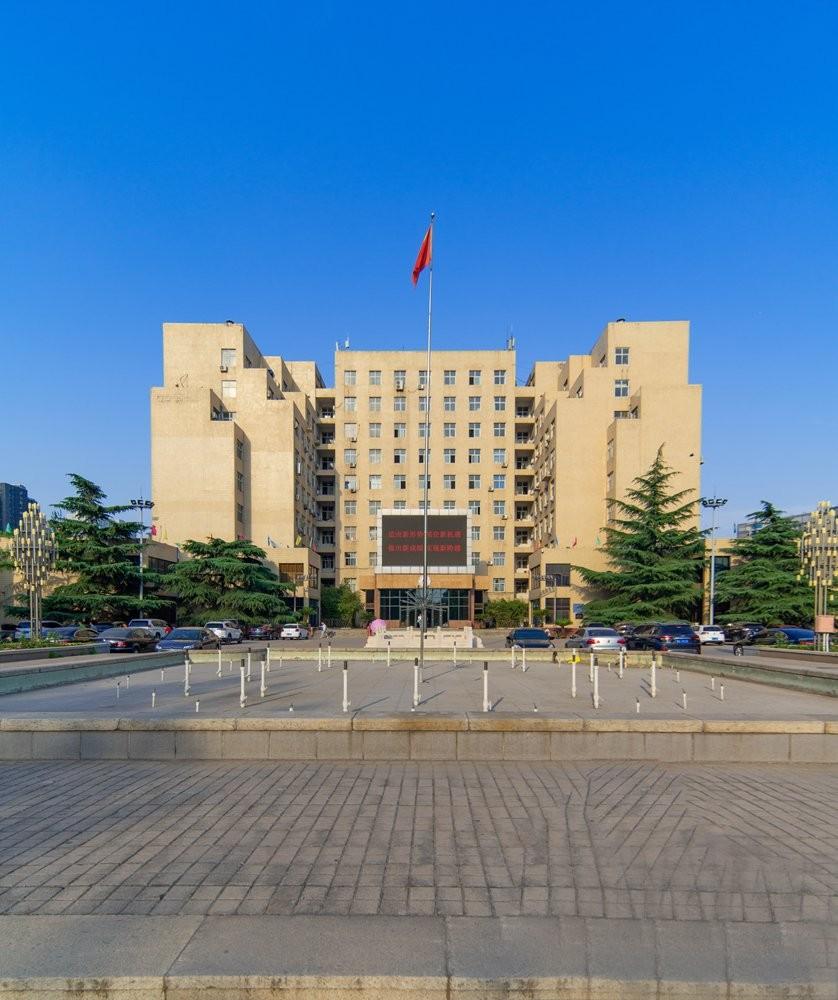 河北地質大學教學樓