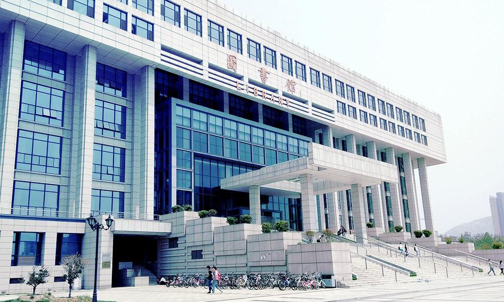 齊魯工業大學校園圖書館