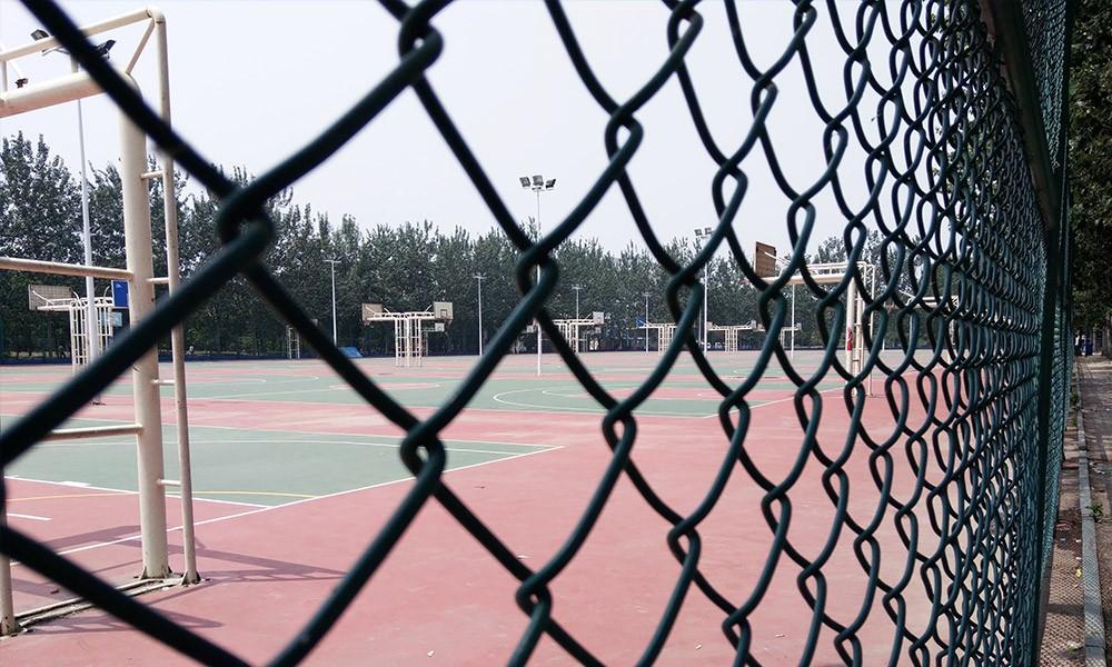齊魯工業大學籃球場