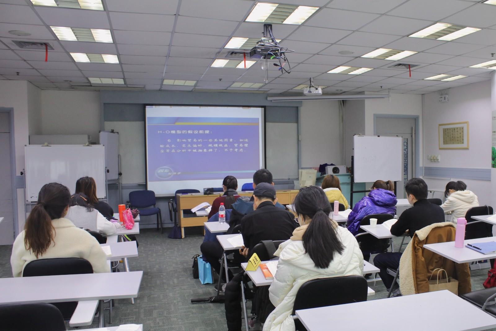 中国人民大学人文学院上课图集