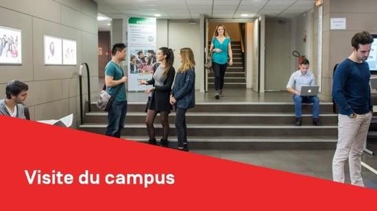 法国ESG高等商学院教室室内图集