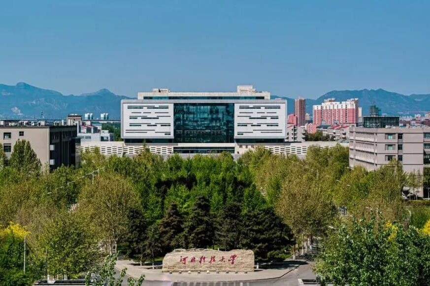 河北科技大学校园风景图集