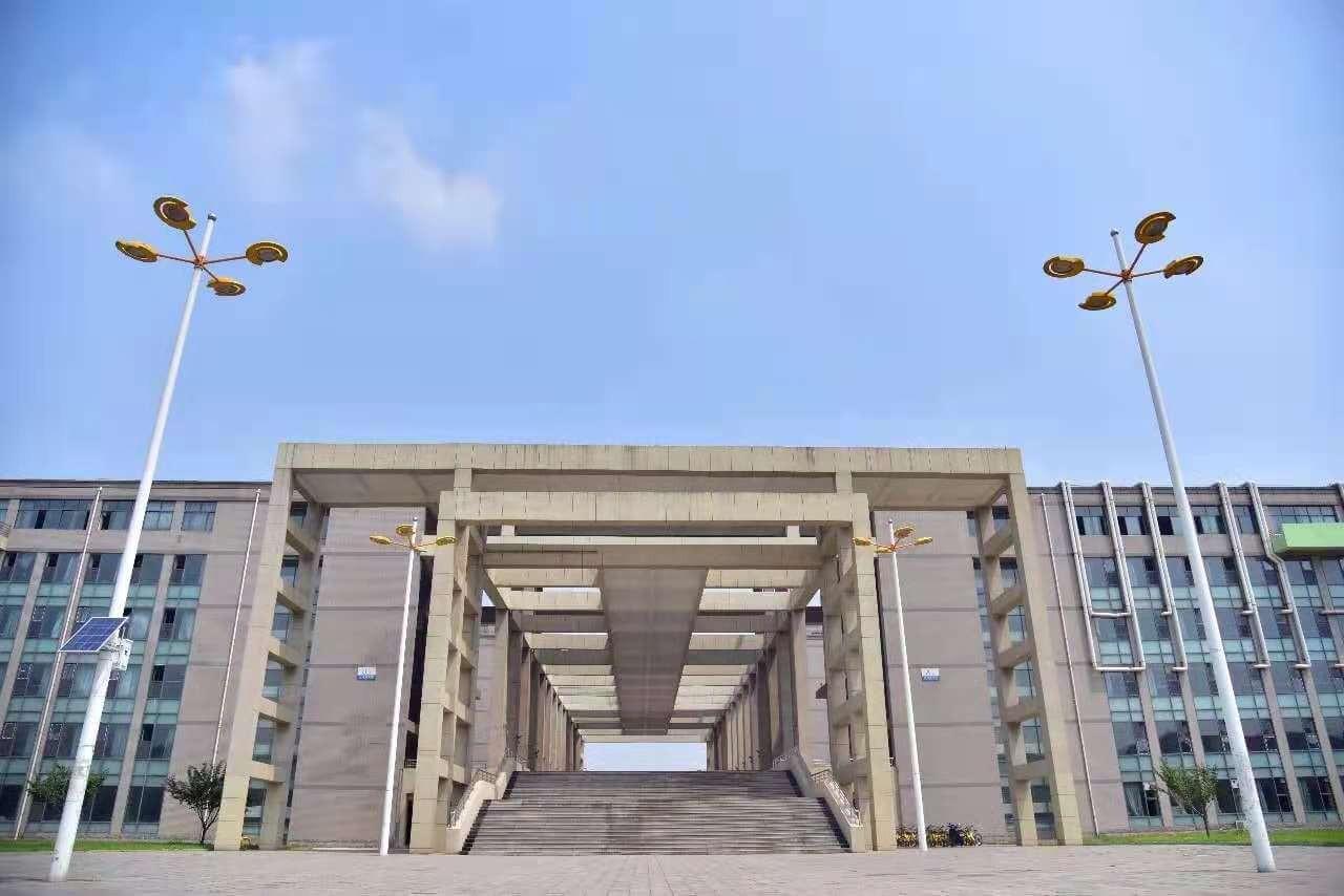 河北科技大学建筑图集