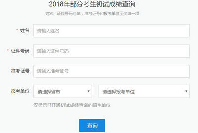2018上海海事大学在职研究生(非全日制)成绩查询时间及入口
