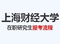 2021年上海财经大学在职研究生报考流程
