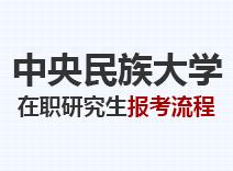 2021年中央民族大学在职研究生报考流程
