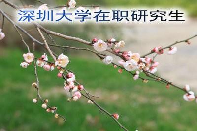 2019年深圳大学在职研究生招生专业详情