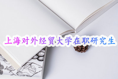 上海对外经贸大学在职研究生