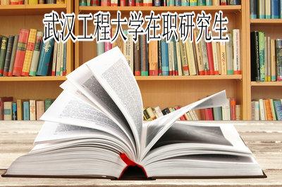 武汉工程大学在职研究生的优势居然有这么多?你知道几种?