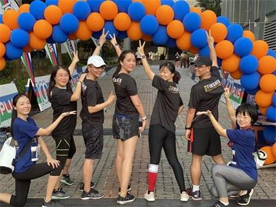 MPAM的同学们陆续离开新加坡