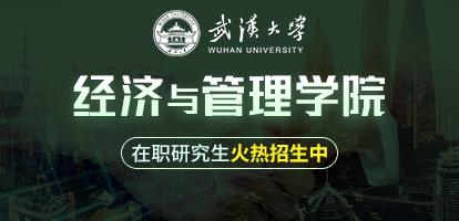 武汉大学经济与管理学院在职研究生