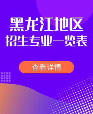 2021年黑龍江在職研究生招生專業一覽表