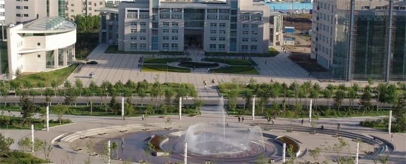 吉林大学校景