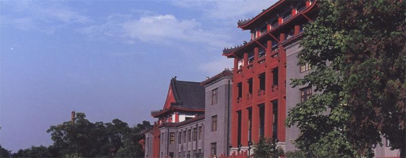 四川大学风景